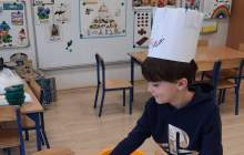 Zajęcia kulinarno-sensoryczne gr 2 2021